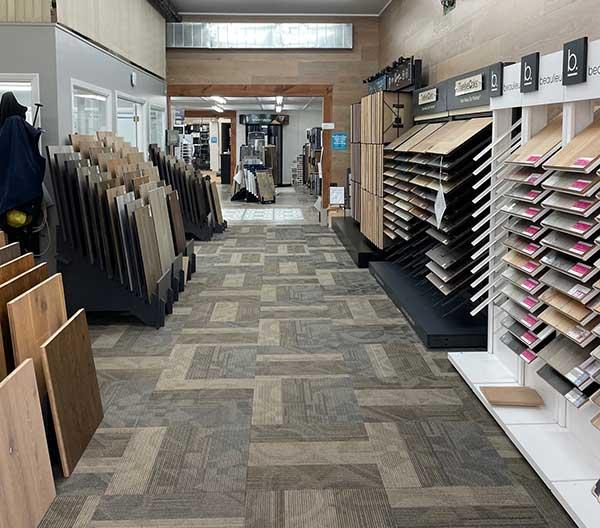 Duntroon showroom interior
